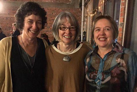 LitCrawl 2016 with Sue Wooton & Maggie Rainey-Smith